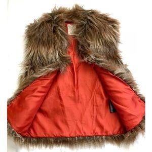 Pins & Needles Faux Fur Vest